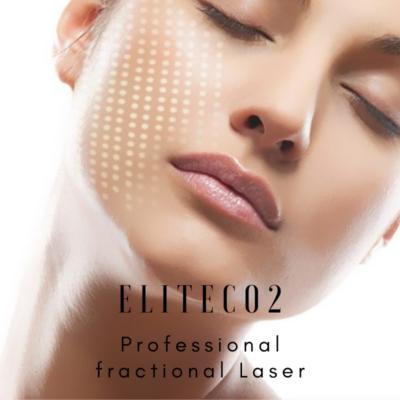 Eliteco2 fraktionell laser